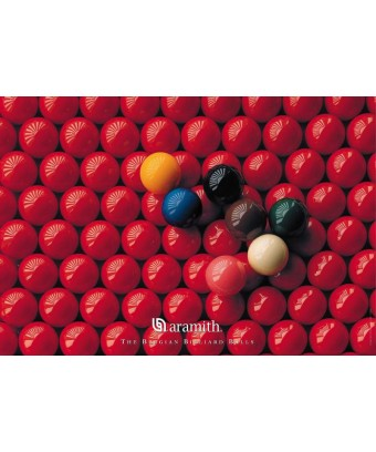 POSTER ARAMITH - SNOOKER CM 100X70