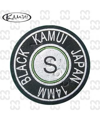 CUOIO KAMUI NERO SOFT 14 - LAMINATO -ORIGINALE