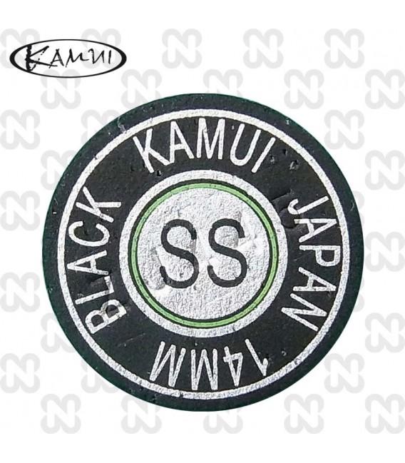 CUOIO KAMUI NERO SUPERSOFT 12-LAMINATO -ORIGINALE