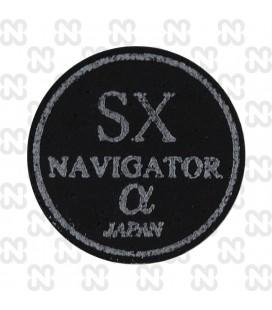 CUOIO NAVIGATOR BLACK SX 14mm