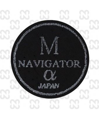CUOIO NAVIGATOR BLACK M 14mm