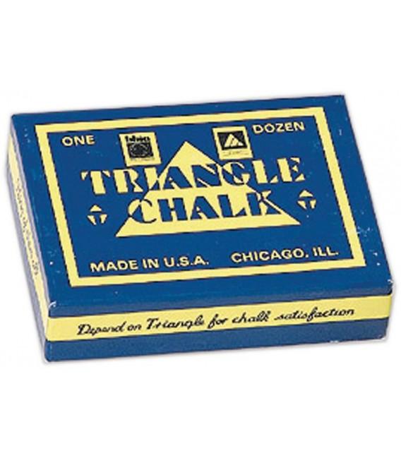 GESSO TRIANGLE BLUE 12 PZ.