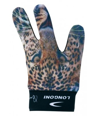 GUANTO LONGONI FANCY LEOPARDO SX