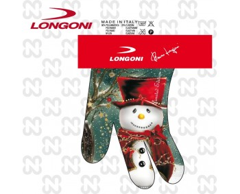 GUANTO LONGONI FANCY SNOWMAN SX LIMITED EDITION