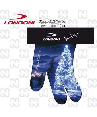 GUANTO LONGONI FANCY CHRISTMAS TREE SX LIMITED EDITION