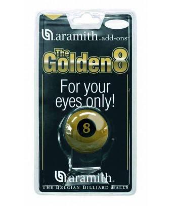 BILIA GOLDEN N.8 BALL 0 57,2 MM