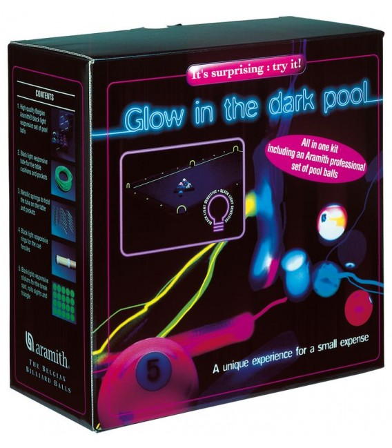KIT 'GLOW IN THE DARK' 0 57,2 MM