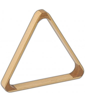 TRIANGOLO IN LEGNO PER POOL 0 57,2 MM