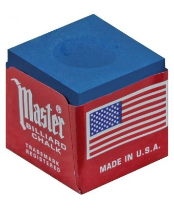 GESSETTO MASTER BLU BOX 12 pcs. biliard Chalk