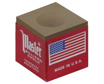 GESSETTO MASTER Oro BOX 12pcs. biliard Chalk