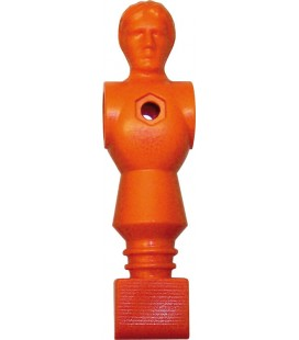 OMETTO 'SPACE-MAN' ARANCIO 16 mm.
