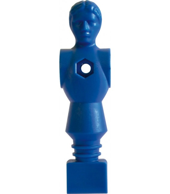 OMETTO 'SPACE-MAN' BLU 16 mm.