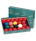 BILIE SET SNOOKER ARAMITH Standard 52,4 mm
