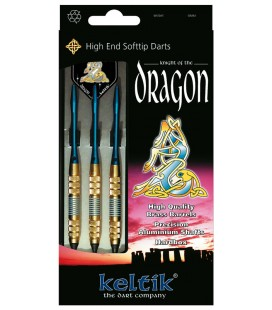 FRECCETTE SOFT DRAGON BLUE 18g
