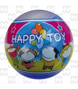 CAPSULA 90mm HAPPY TOYS (set da 125 pz.)