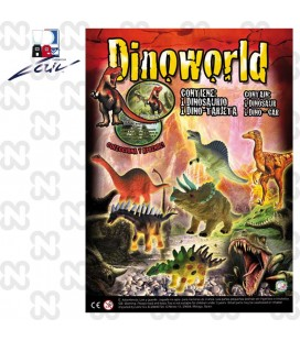 CAPSULA 69mm DINOWORLD (set da 100 pz.)