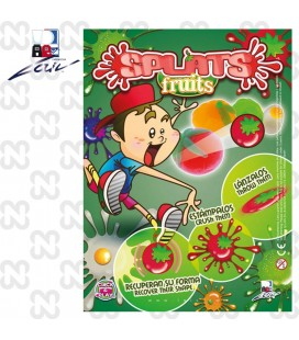 CAPSULA 69mm SPLATS FRUITS (set da 100 pz.)