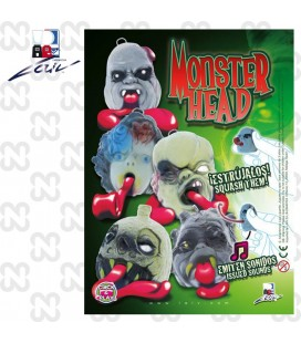 CAPSULA 69mm MONSTER HEAD xxxx (set da 100 pz)