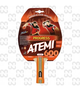 RACCHETTA PING PONG ATEMI 600