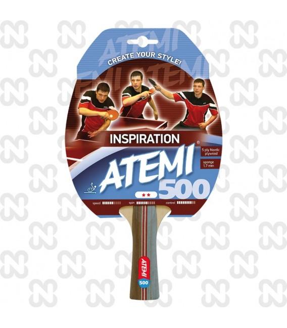 RACCHETTA PING PONG ATEMI 500