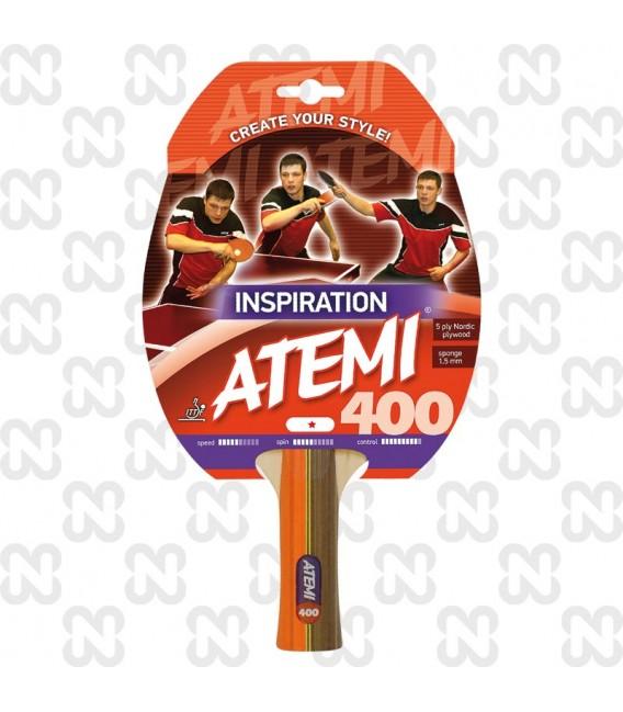 RACCHETTA PING PONG ATEMI 400