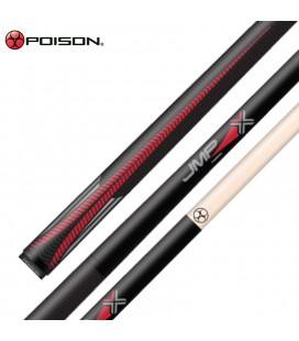 STECCA POISON VX JUMP NERO/ROSSA