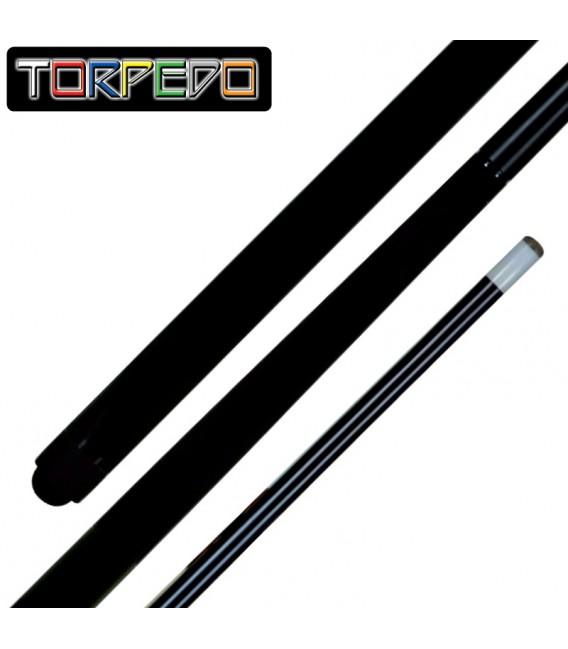 STECCA TORPEDO INTERNAZIONALE BLACK 132cmX12mm