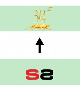 UPGRADE DA PUNTA S2 A 314-3/Z-3