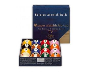 BILIE SET POOL SUPER ARAMITH PROTV 57,2