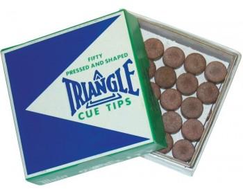 Cuoio Triangle 12mm