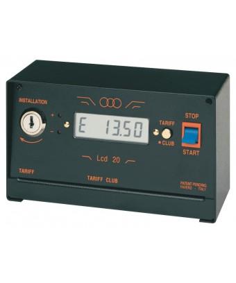 TASSAMETRO ELETTRONICO MODELLO LCD20