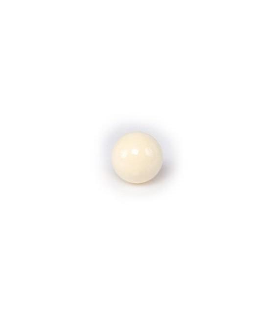 Bilia Singola diam. 50,8 mm Bianca