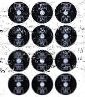 ACCHITI PER POOL 35 mm ( FOGLIO DA 12 pezzi )