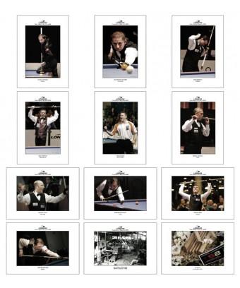 POSTER 'LONGONI MASTERS' EDIZIONE 2012, CM 60X42