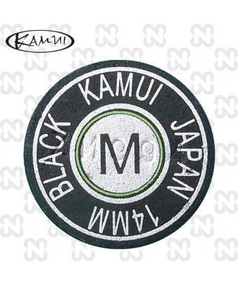 CUOIO KAMUI NERO MEDIUM 14 - LAMINATO- ORIGINALE