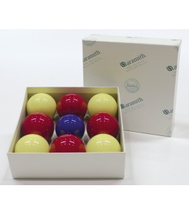 BOCCETTE SET STANDARD 59 MM