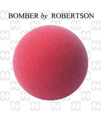 PALLINE CALCETTO PROFESSIONALI BOMBER ROSSE (BLISTER 3 PZ)