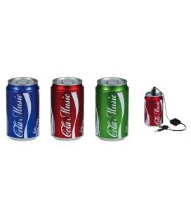 LETTORE MP3 COCA COLA