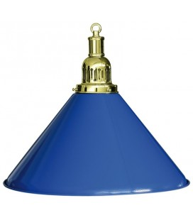 LAMPADARIO MOONLIGHT 1 CAMPANA BLU