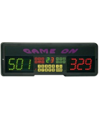SEGNAPUNTI GAME ON CON TELECOMANDO INFRAROSSI